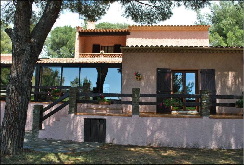 Villa Bormes les Mimosa